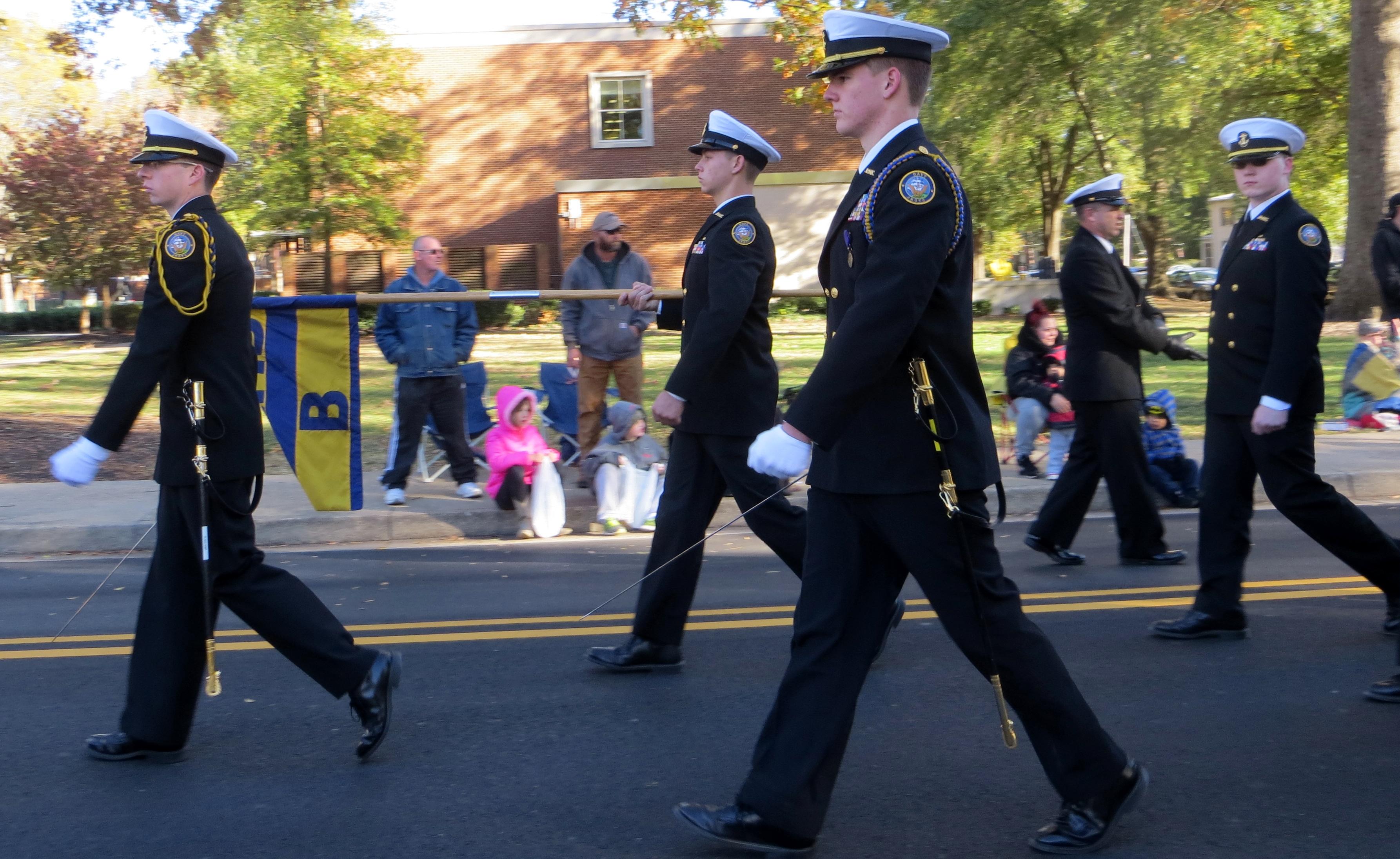 Ashland Parade Pictures | PHNJROTC